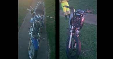 Acidente envolvendo motociclistas na Br-040 em João Pinheiro