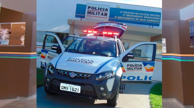 Assaltes de farmácias são presos pela Polícia Militar em Vazante