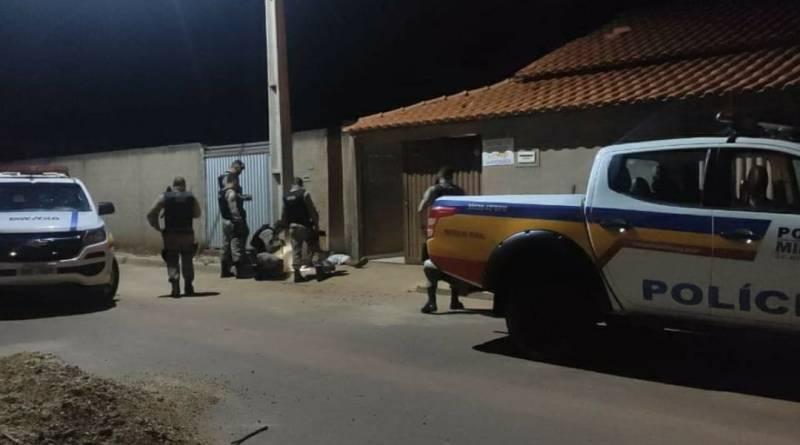 Homem é morto a tiros no bairro Bela Vista em Brasilândia de Minas