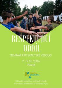 plakát Resp.oddíl