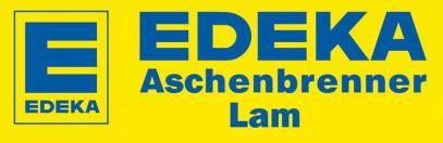 K1600_Edeka logo Lam in Mitte