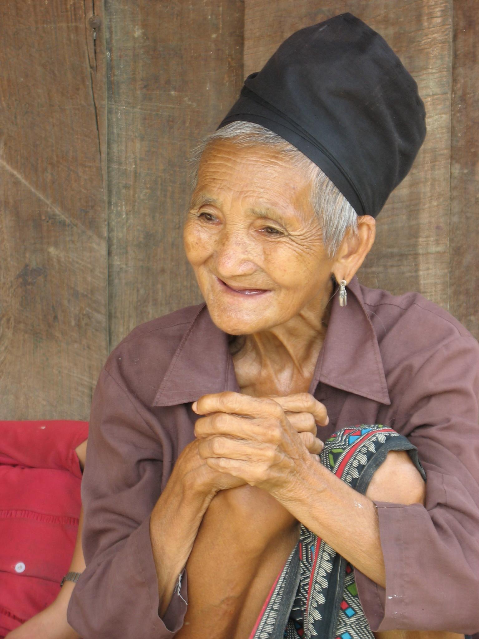 Laotian Lady