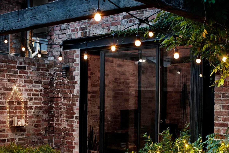 best outdoor string lights on amazon