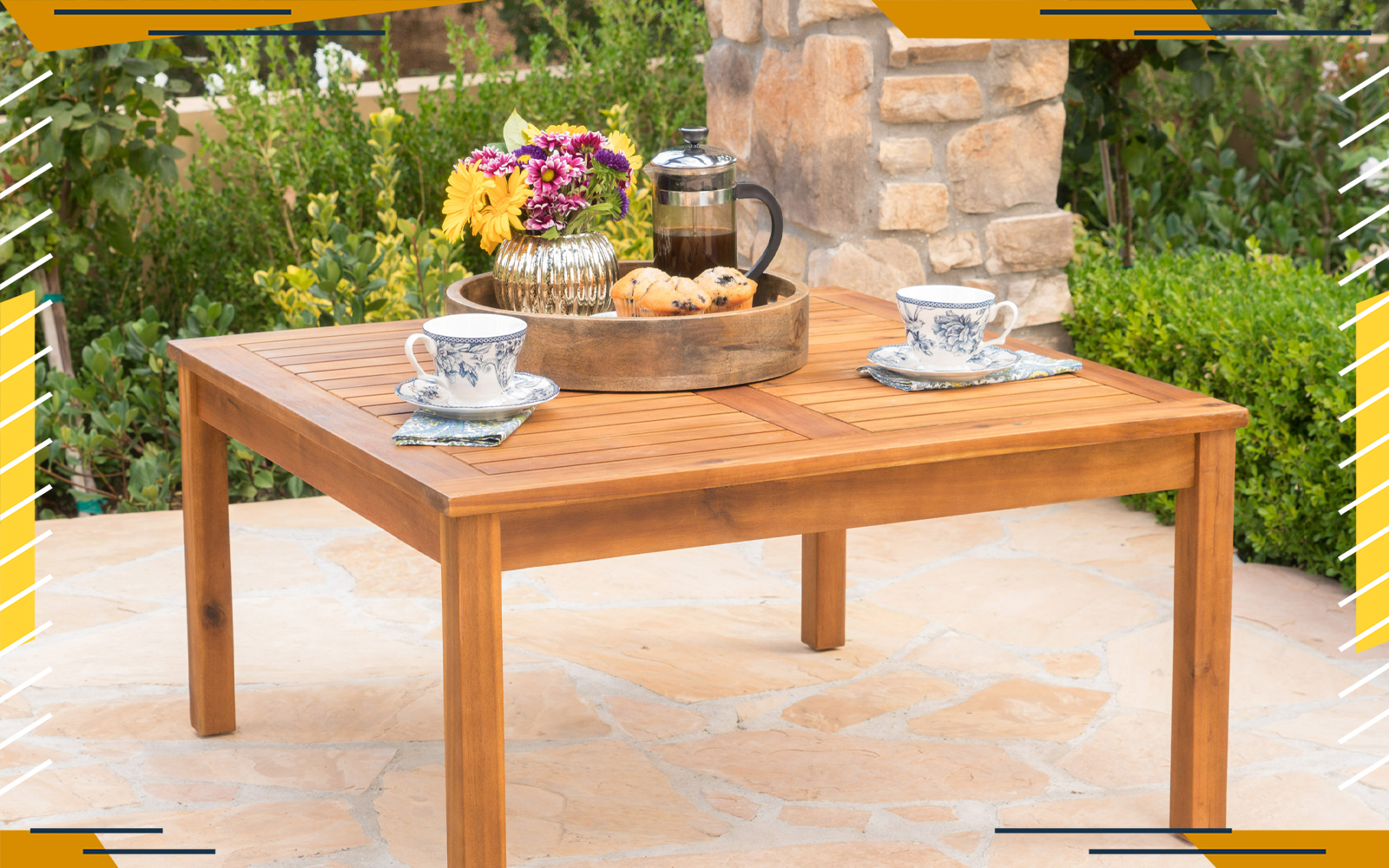 the 11 best outdoor coffee tables of
