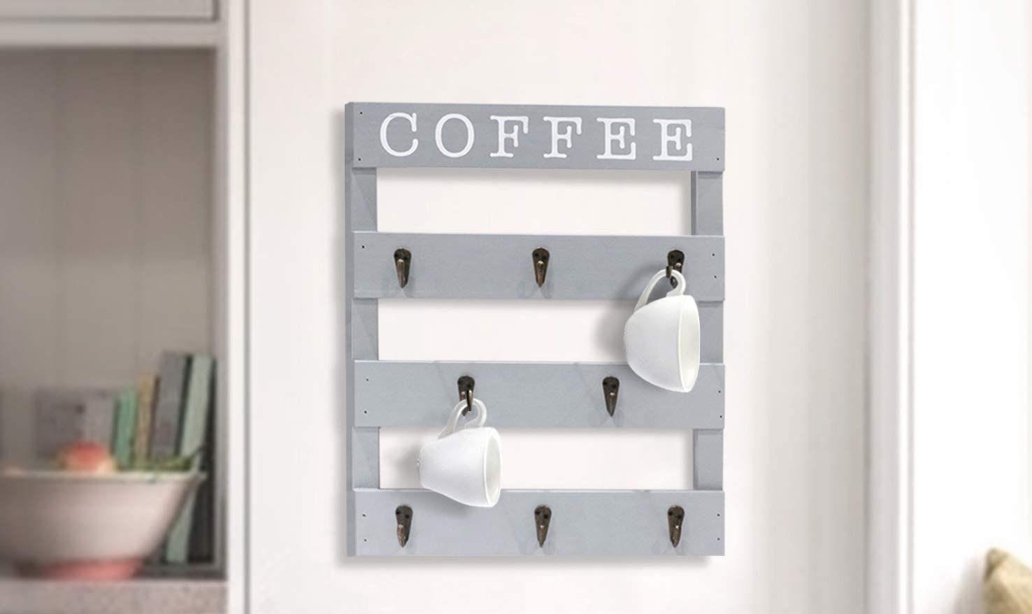 the best mug racks to help organize