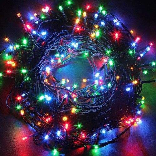Twinkle LED lights, Christmas on a budget