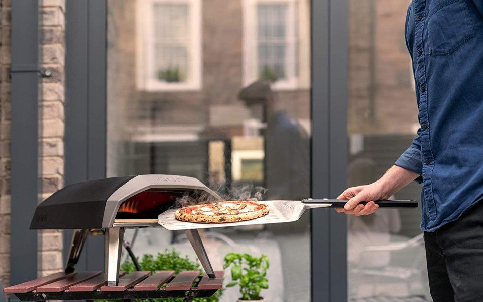 pizza ovens for cooking fresh pies