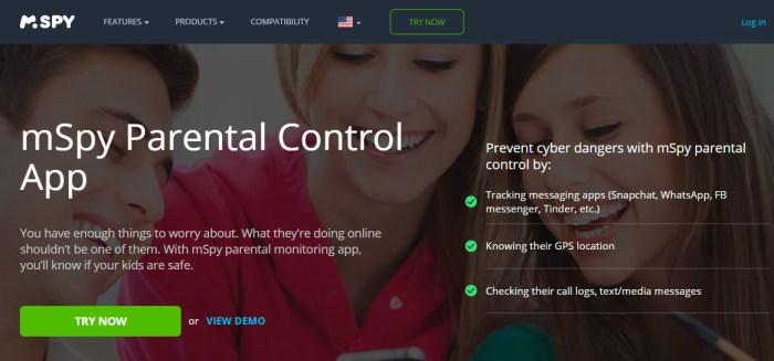 Turn off parental control vodafone app