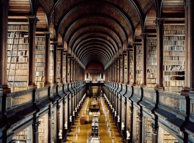 A Library Cinquain (1/2)