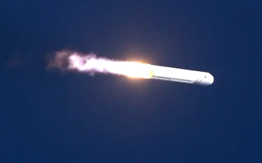 Antares Is Launched! (1/6)