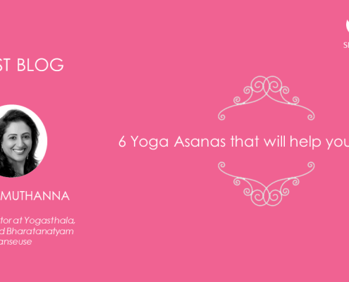 6 Yoga Asanas for Sports