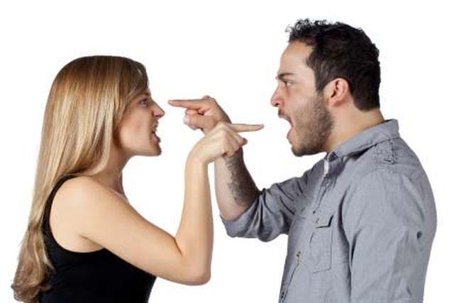 Imagini pentru imagini cu certuri între soți