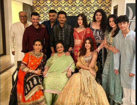 Image of Anil Kapoor Family