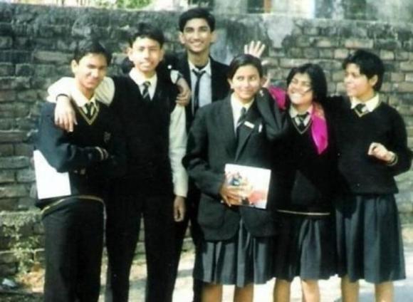 Student Life of Sushant Singh Rajput
