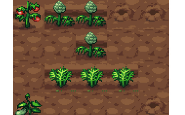 howto tutorial html5 farming rpg game sprites