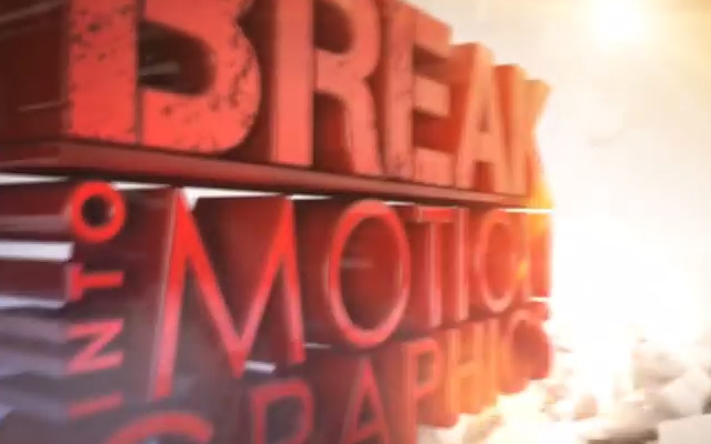 groundbreaking animation after effects text reveal