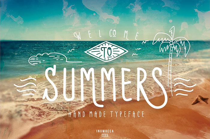 summer website themes summers typeface