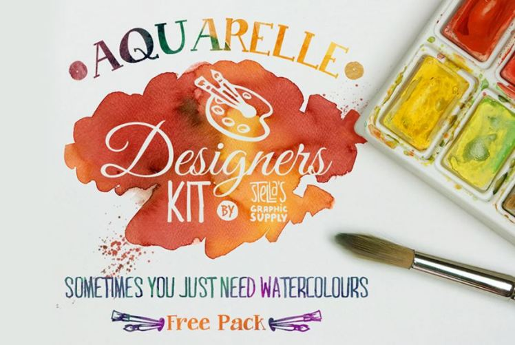 Aquarelle Layer Style
