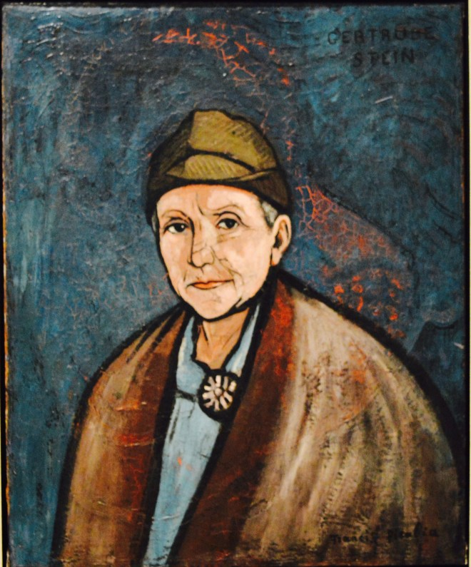 Gertrude Stein — Francis Picabia