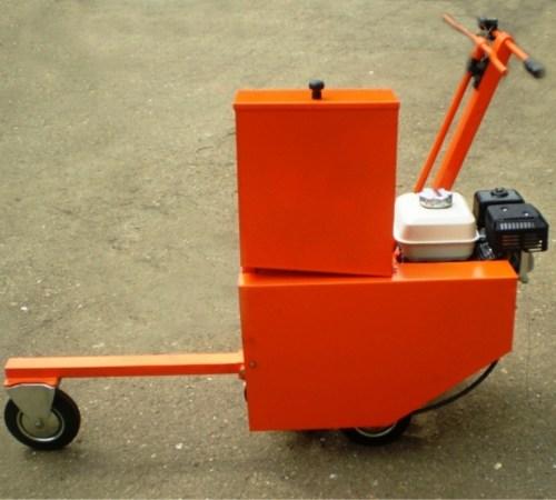Ручна машина дорожньої розмітки «УДР-30 ЛЗ»