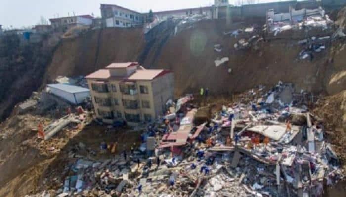 الكوارث