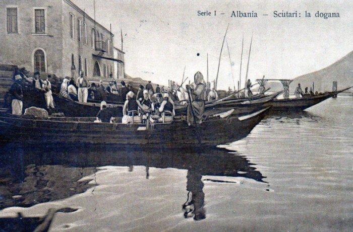 Shkodër - Dogana