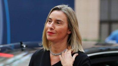 Federica Mogherini në Tirane