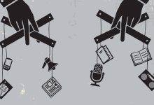 Dhjetë rregullat e manipulimit mediatik (ose dekalogu i pseudo-Chomsky-t)