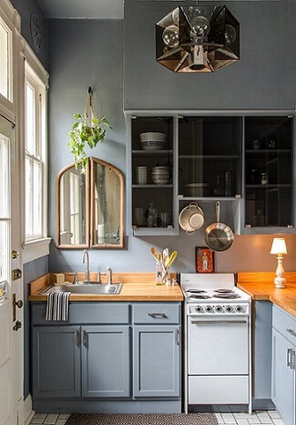 23 Small Kitchen Design Ideas Layout Storage And More Square One