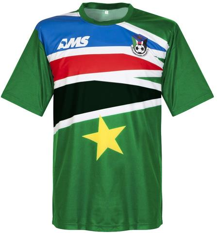 South Sudan (away)