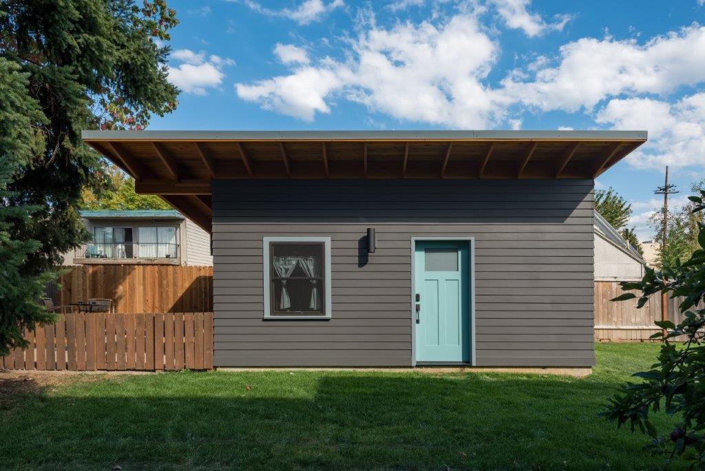 Portland Guest Suite Exterior Front View