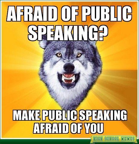 Where I've Spoken/Where I'll Be Speaking