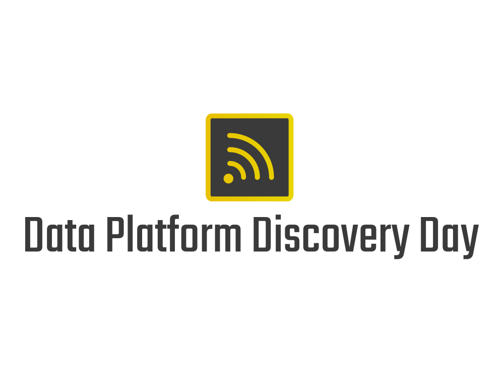 Data Platform Discovery Day Is Back!