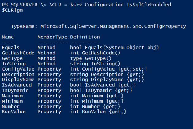 Enable CLR with Powershell | SQL DBA with A Beard