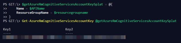 09 cognitiveservice key