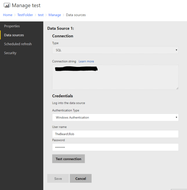 Deploying To a Power Bi Report Server with PowerShell | SQL