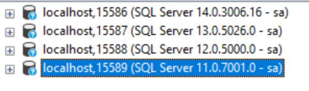 Using Docker to run Integration Tests for dbachecks | SQL