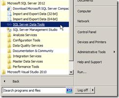 3 Open SSDT