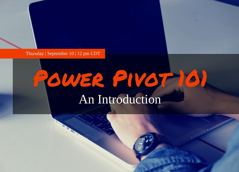 Learn Power Pivot