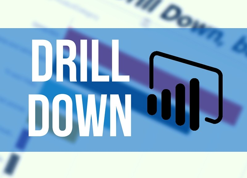 Power BI Drill Down