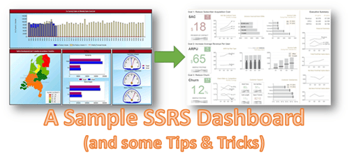 A Sample Ssrs Dashboard And Some Tips Amp Tricks Some