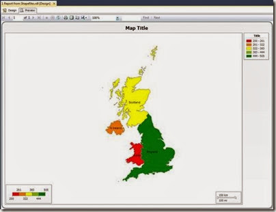 How To Make Map Reports In SSRS SQLJason Some Random Thoughts - Ssrs us map