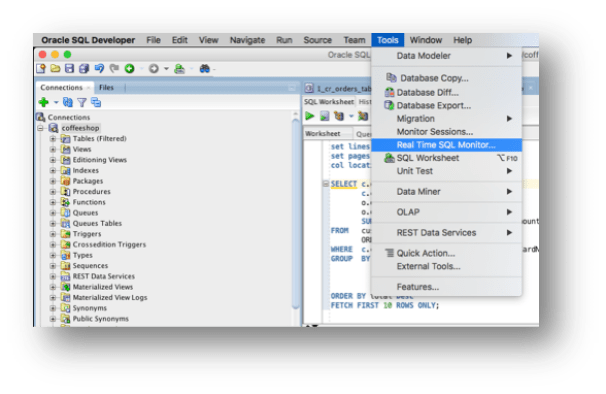 Getting the most out of Oracle SQL Monitor | SQLMaria