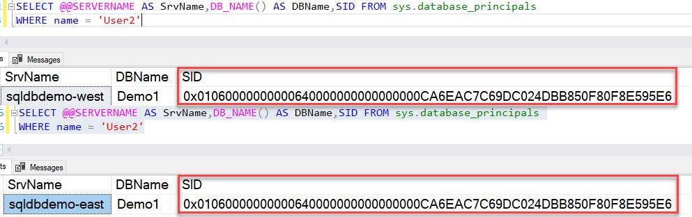 Azure SQL DB Failover Group Orphaned Users | John Morehouse