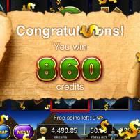 Slots - Pharoah's Way Free Spin 2