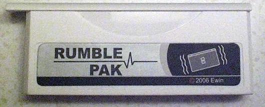 Rumble Pak Lite Forgotten Relics, DS Rumble Pak FORGOTTEN RELICS – DS Rumble Pak RumblePak LITE