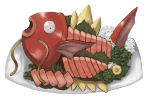 Pokemon Sushi Five E3 2013 Predictions That Will NOT Come True Five E3 2013 Predictions That Will NOT Come True Magikarp 300x202