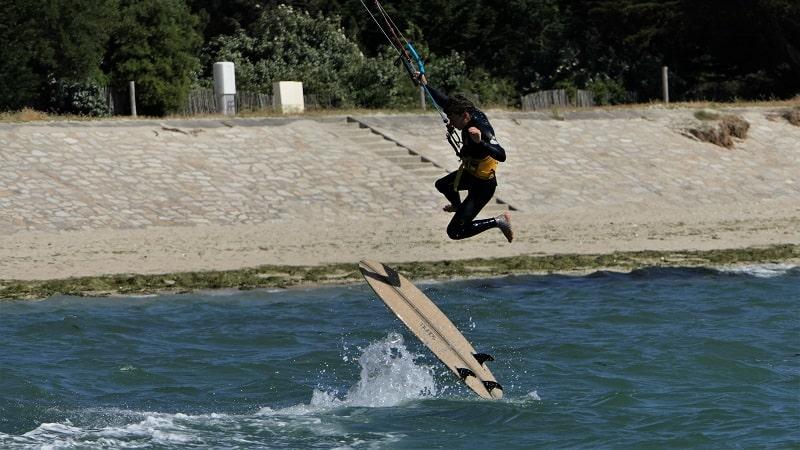 chute surf strapless