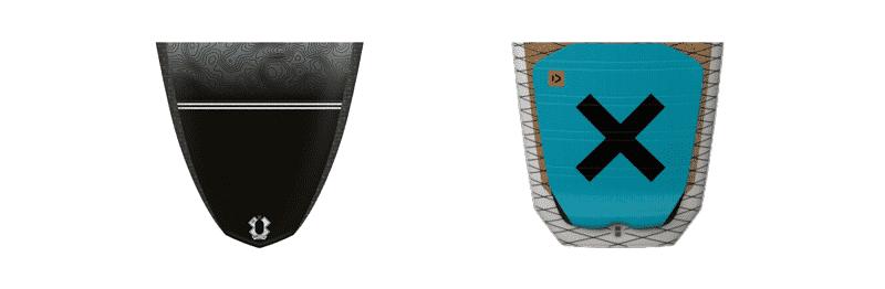 tail carré diamond surf strapless
