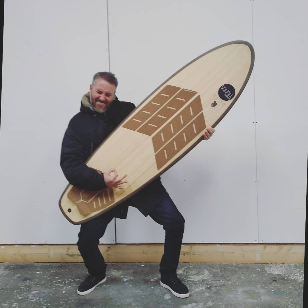 surf freestyle Squall